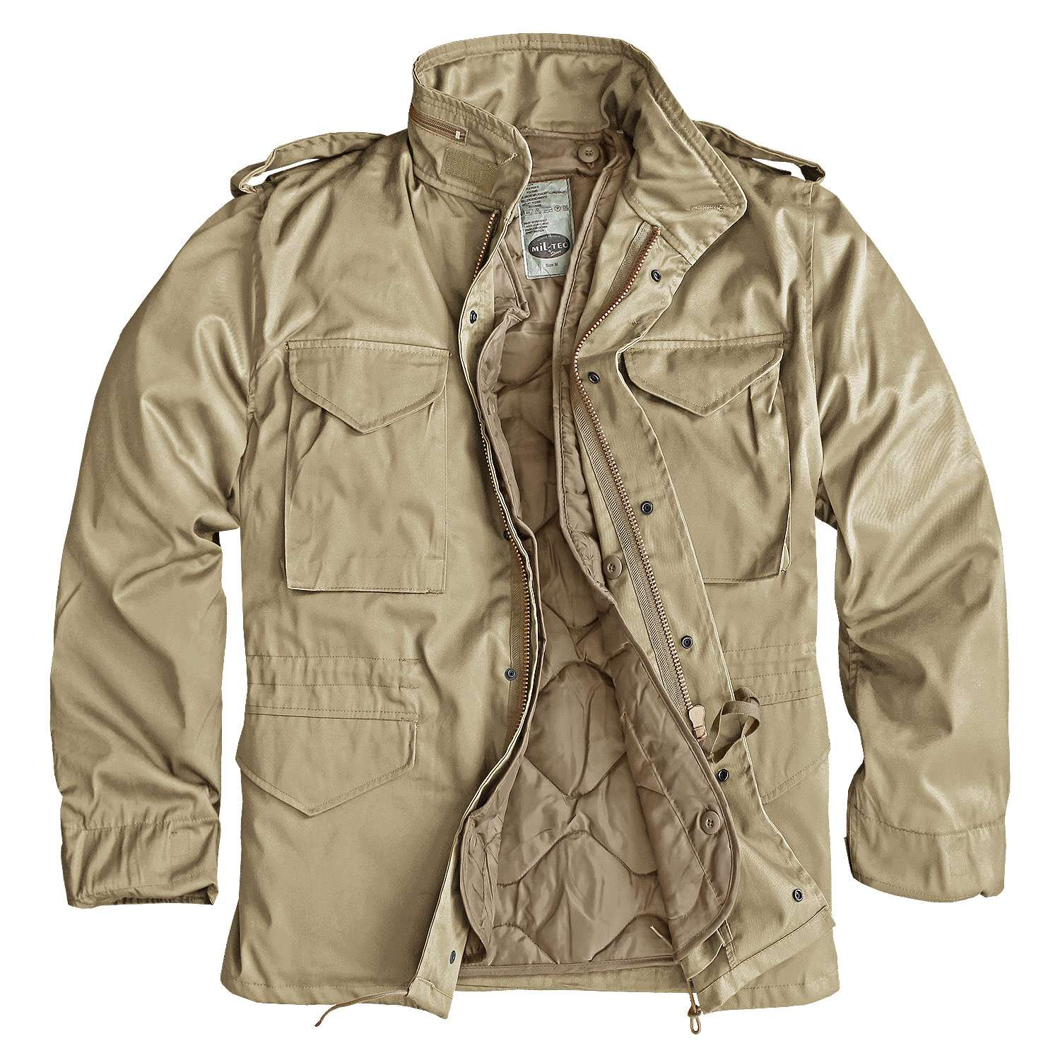 Field Tc Jacket Army Winter Men M 65 dsrhCxtQ