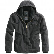 Hooded Jacket Stonesbury