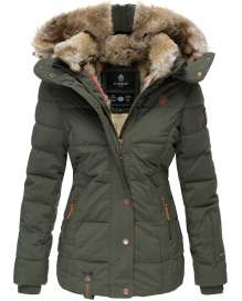 Marikoo ladies Winter jacket Nekoo - Olive