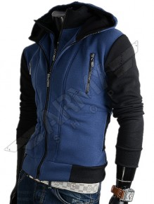 Sweatjacket with hood Neo