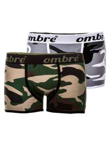 Men's Underwear CAMO 2-Pack