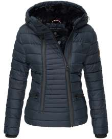 Navahoo ladies Winter jacket Tabea - Navy
