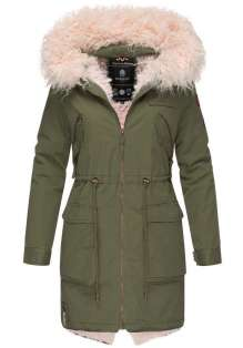 Ladies Winter Parka Marikoo Justine - Green