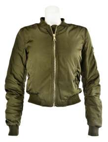Ladies Bomber Jacket Alexandra