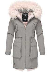 Ladies Winter Parka Marikoo Justine - Grey