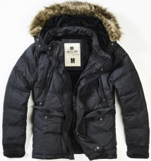 Jet Lag Men's Hooded Parka FW 82