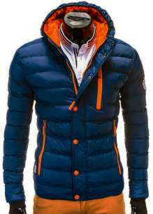 Men's winter jacket C124