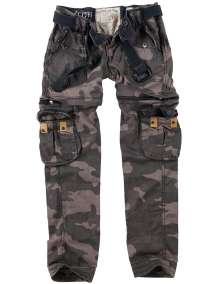 Ladies cargo army pants Trekking Premium