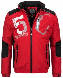 Men Jacket Geographical Norway Bavaroise