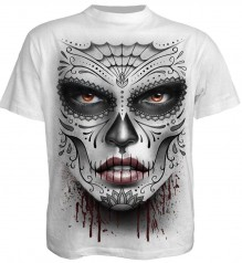 T-shirt DEATH MASK