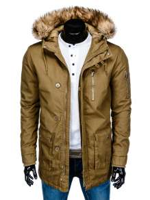 Men's winter jacket C365