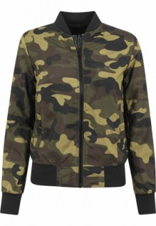 Ladies light transition jacket Camo