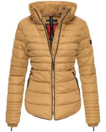 Navahoo girls Winter jacket Amber - Coyote
