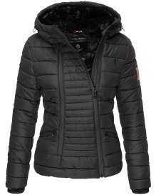 Navahoo ladies Winter jacket Tabea - Black