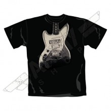 T-shirt Guitar NIRVANA