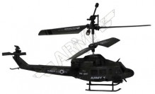 "Helicopter ""Agusta Bell"", camouflage, remote-controlled"
