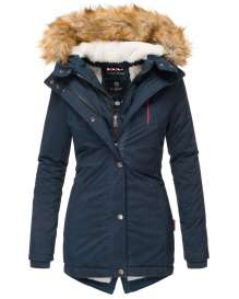 Marikoo ladies Winter jacket Akira - Blue