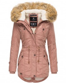 Navahoo girls Winter jacket La Viva - Pink