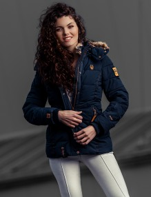 Marikoo ladies Winter jacket Nekoo - Navy