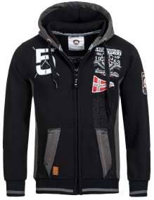 Sweatjacket Geographical Norway GANTIBE