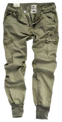 Women Cargo Pants Jet Lag L 06
