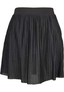 Ladies Jersey Pleated Mini Skirt Jessica