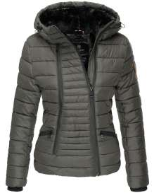 Navahoo ladies Winter jacket Tabea - Antrazit