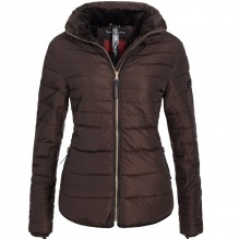 Navahoo girls Winter jacket Amber - Olive
