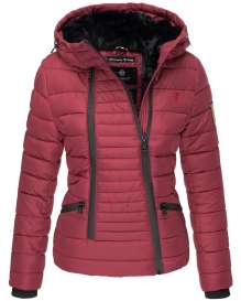 Navahoo ladies Winter jacket Tabea - Bordeaux