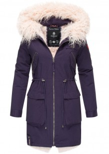 Ladies Winter Parka Marikoo Justine - Violet