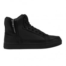 Unisex Zipper High Top Shoe Urban Classics