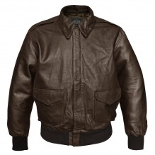 US Leather Pilot Jacket A2