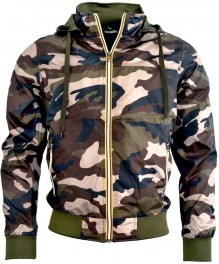 Men camo Jacket Keith