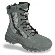 Army Tactical Boots With double Zipper