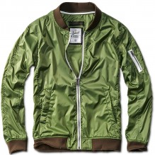 Men light bomber jacket Portland
