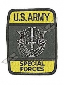 Special Forces Tag