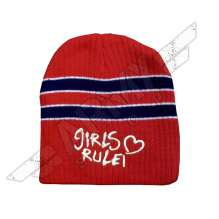 Girls Rule Beanie