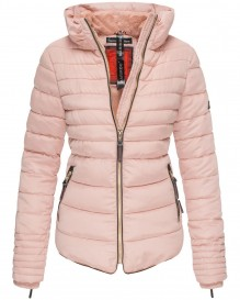 Navahoo girls Winter jacket Amber - Pink