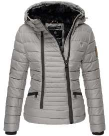 Navahoo ladies Winter jacket Tabea - Grey