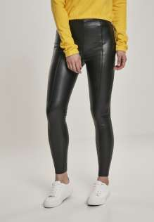 Ladies Faux Leather Skinny Pants