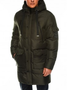 Men's Warm Winter Parka C409