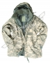Winter Army Jacket - Fleece - All Terrain Digital