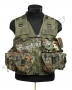 US Tactical Vest - Spots Camo